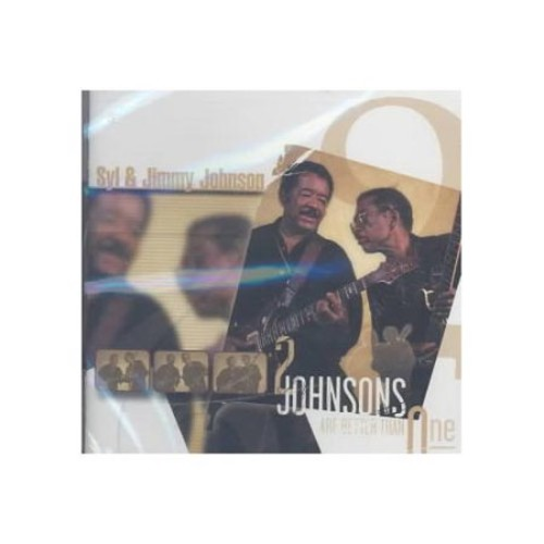 Two Johnsons Are Better Than One [CD]