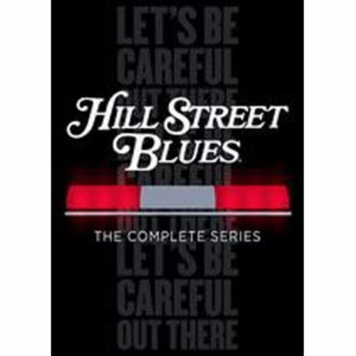 Hill Street Blues: The Complete Series [34 Discs]