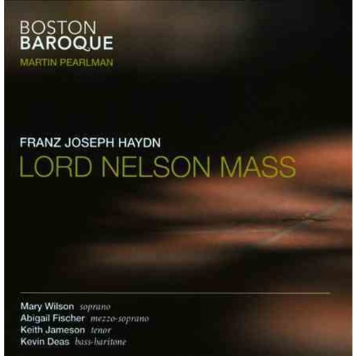 Boston Baroque - Haydn: Lord Nelson Mass