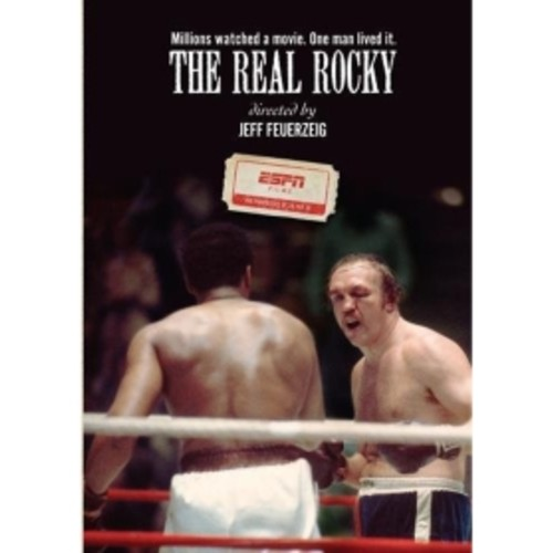 ESPN Films 30 for 30: The Real Rocky DVD