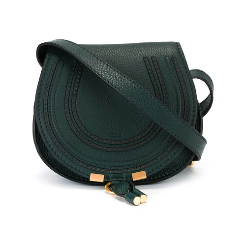 Marcie Medium Perforated Shoulder Bag