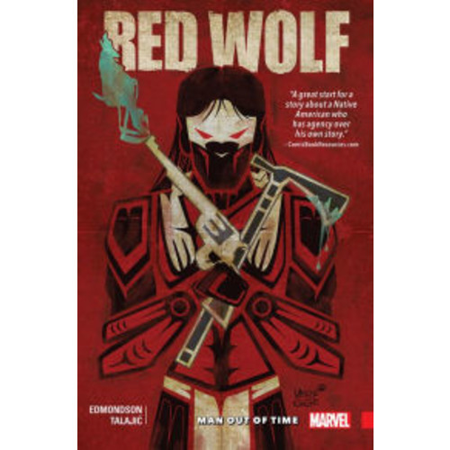 Red Wolf: Man Out of Time