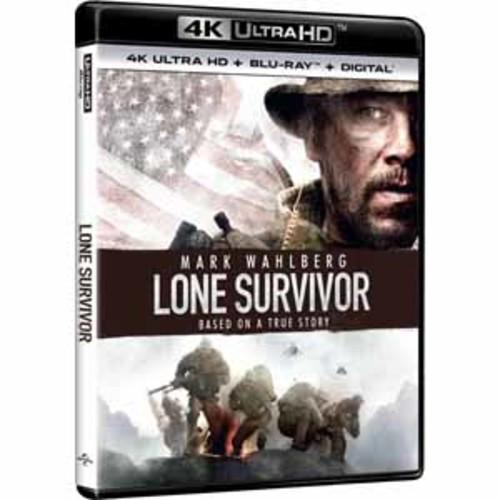 Lone Survivor [4K UHD] [Blu-Ray] [Digital HD]