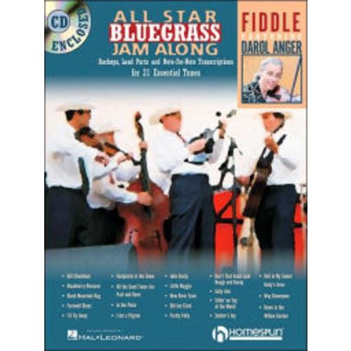 All-Star Bluegrass Jam-along: For Fiddle