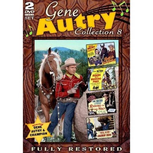 Gene Autry Movie Collection 8 (DVD)
