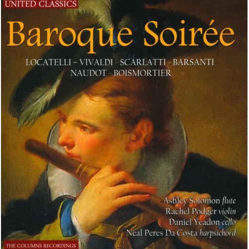Baroque Soiree CD (2013)
