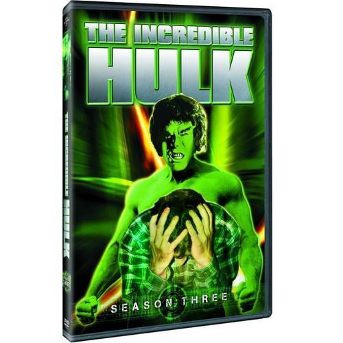 The Incredible Hulk: The Complete Third Season (DVD)