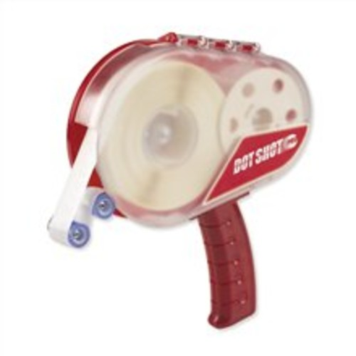 Dot Shot GDDISP Plastic Pro Dispenser Gun, Red