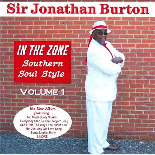 In the Zone: Southern Soul Style, Vol. 1 [CD]