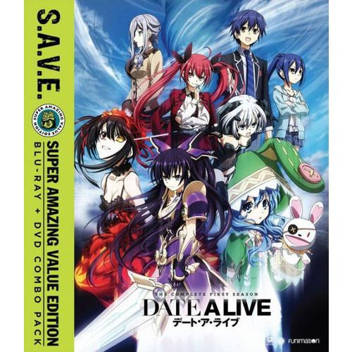 Date a live:Season one save (Blu-ray)