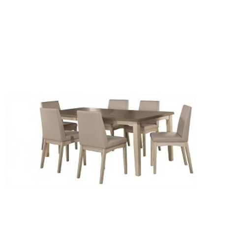 Hillsdale Furniture Dining Table Set White