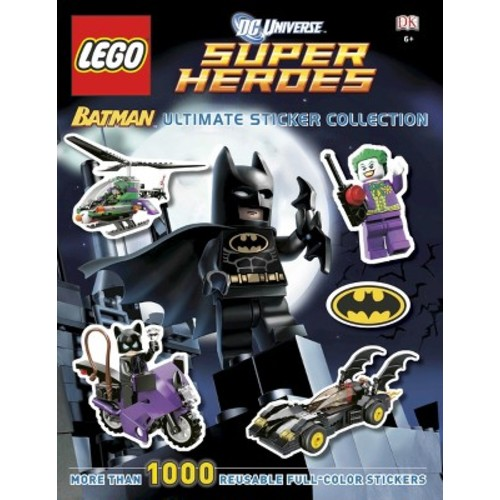 Ultimate Sticker Collection: LEGO Batman (LEGO DC Universe Super Heroes) by Emma Grange