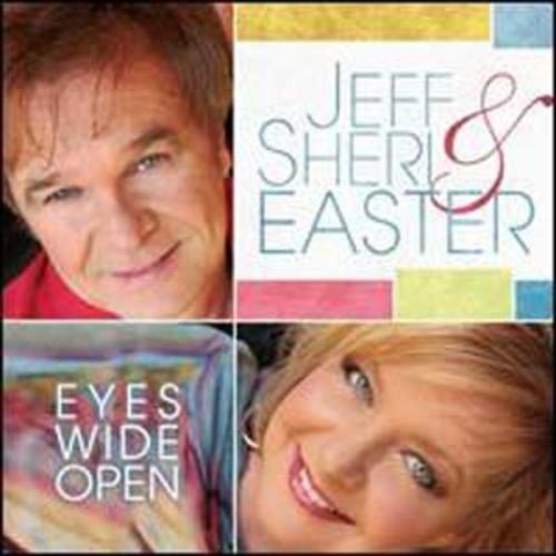 Eyes Wide Open By Jeff & Sheri Easter (Audio CD)