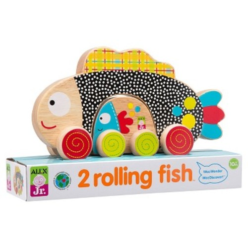 Alex Toys Rolling Fish