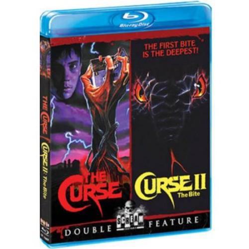 The Curse / The Curse 2 (Blu-ray)