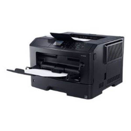 Dell Smart Printer S2830dn - Printer - monochrome - Duplex - laser - A4/Legal - 1200 x 1200 dpi - up to 40 ppm - capacity: 350 sheets - parallel, USB 2.0, Gigabit LAN with 1 year Advanced Exchange Ser