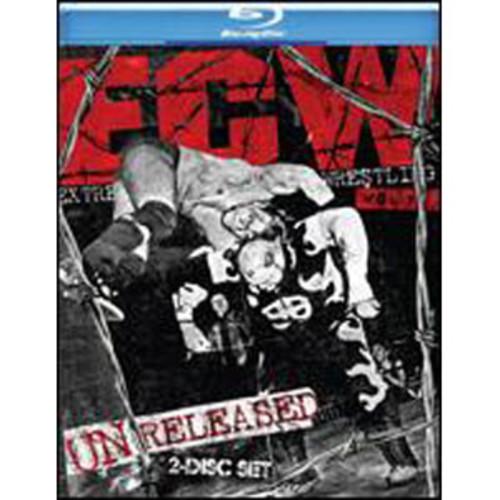 WWE: ECW Unreleased, Vol. 1 [2 Discs] [Blu-ray]