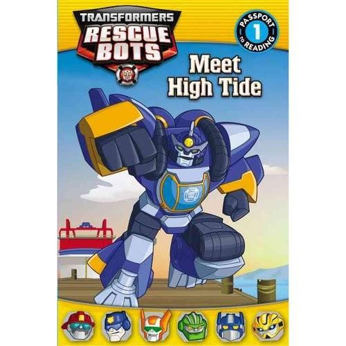 Transformers Rescue Bots: Meet High Tide