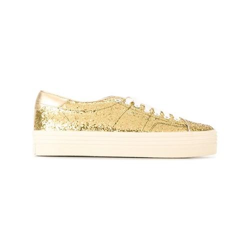 SAINT LAURENT 'Signature Court Classic' Platform Sneakers