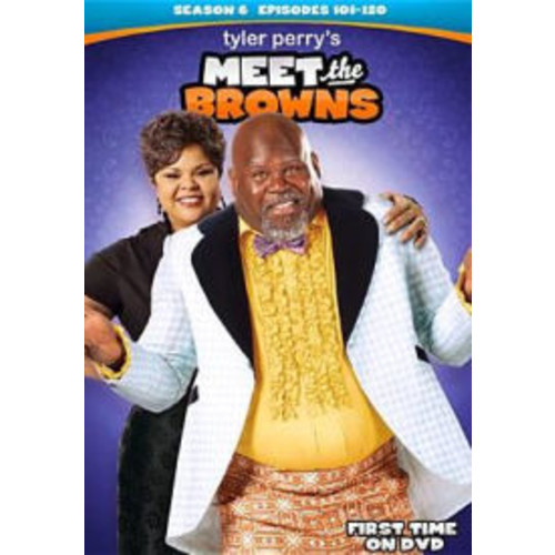 Tyler Perry's Meet the Browns: Season 6 [3 Discs]