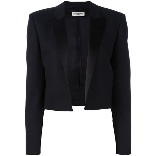 SAINT LAURENT 'Iconic Le Smoking 80'S Spencer' Jacket
