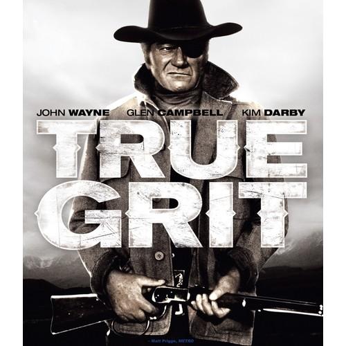 True Grit [Blu-ray] [1969]