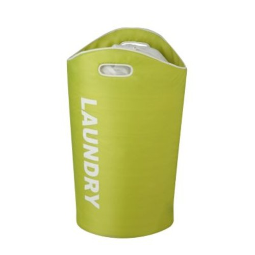 Honey Can Do Laundry Tote Lime