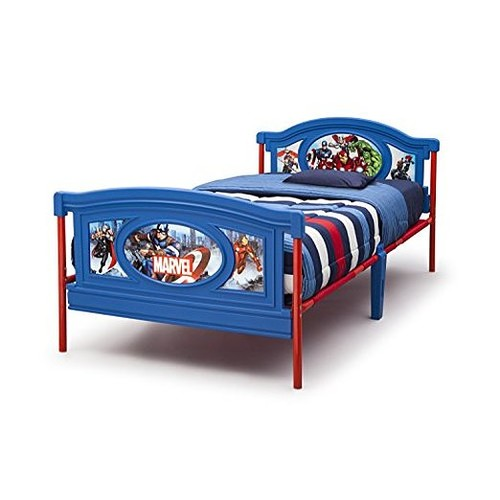 Delta Children Twin Bed, Marvel Avengers