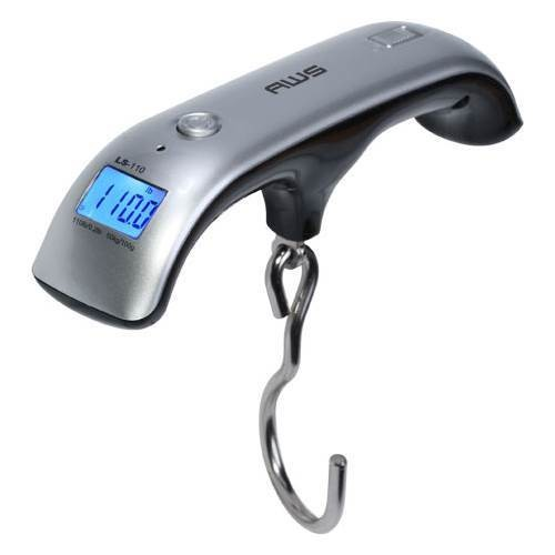 American Weigh Scales - Digital Luggage Scale
