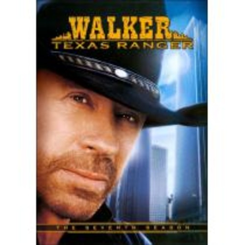 Walker, Texas Ranger: The Seventh Season [5 Discs] [DVD]