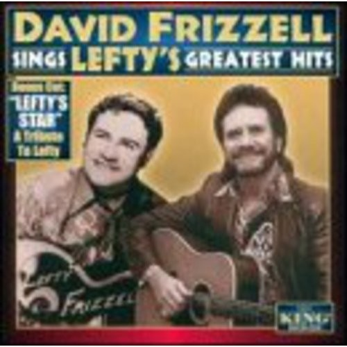 Sings Lefty's Greatest Hits CD (2002)