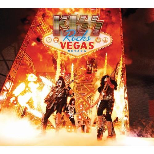 Kiss Rocks Vegas (DVD)