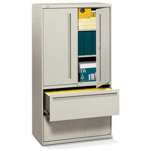 Hon 700 Series Lateral File With Storage Case - 36