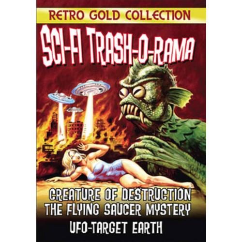 Sci-Fi Trash-O-Rama: 3 Sci-Fi