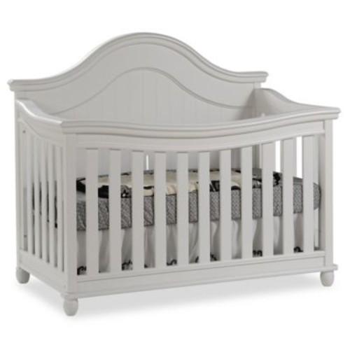 Pali Marina 4-in-1 Convertible Crib in White