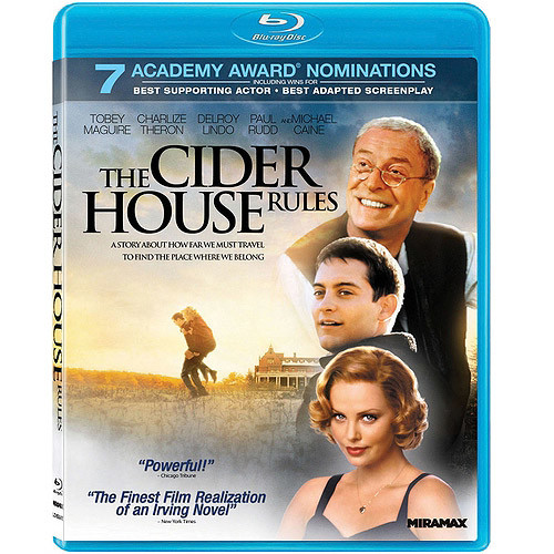 The Cider House Rules [Blu-ray]: Michael Caine, Tobey Maguire: Movies & TV