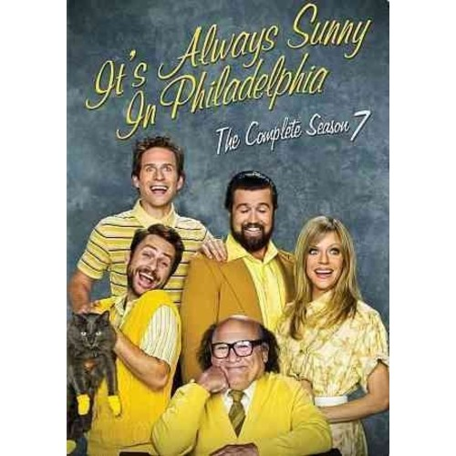 It's Always Sunny In Philadelphia: Season 7 (DVD)