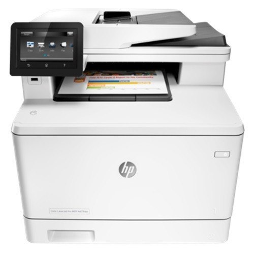 HP Inc. Color LaserJet MFP M477fdw (CF379A#BGJ)