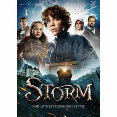 Storm & Luther's Forbidden Letter [DVD]