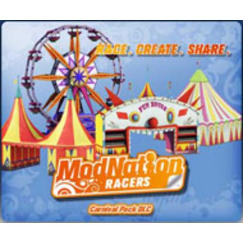 ModNation Racers Carnival Props Pack [Digital]