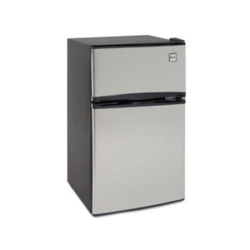 Avanti Counter-Height 3.1 Cu. Ft Two-Door Refrigerator/Freezer AVARA3136SST