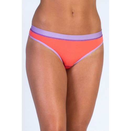 ExOfficio Women's Give-n-Go Sport Mesh Thong [Hot Coral, X-Small]
