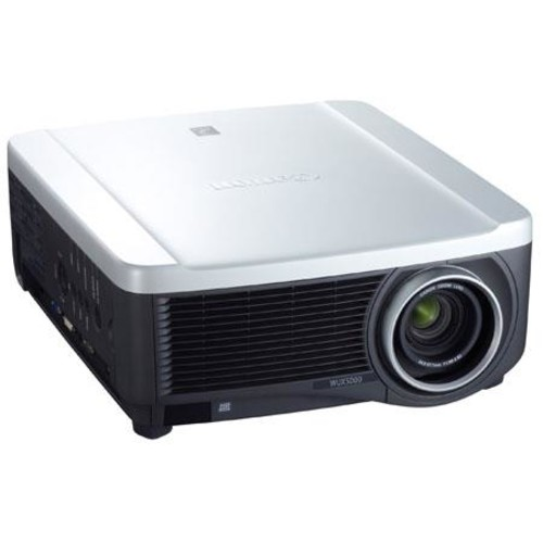 Canon REALiS WUX5000 LCOS Multimedia Projector 5748B002