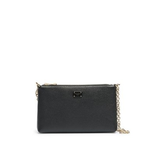 Leather Chain Pouch