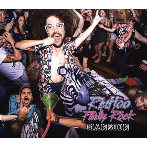 Party Rock Mansion [CD] [PA]