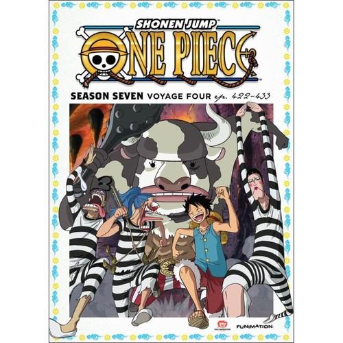 One Piece: Season Seven - Voyage Four [2 Discs] [DVD]