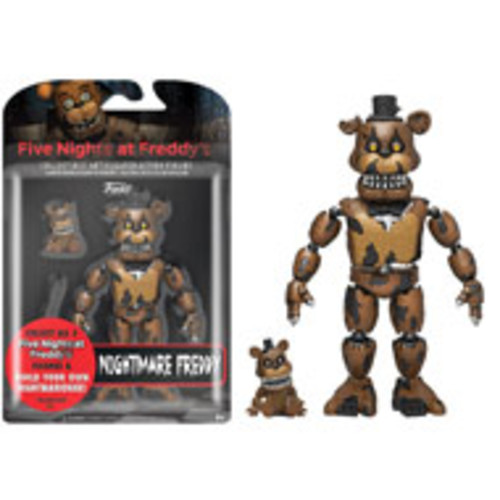 Five Nights at Freddy's: Nightmare Freddy Action Figure