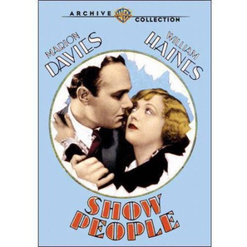 Show People [DVD] [1928]