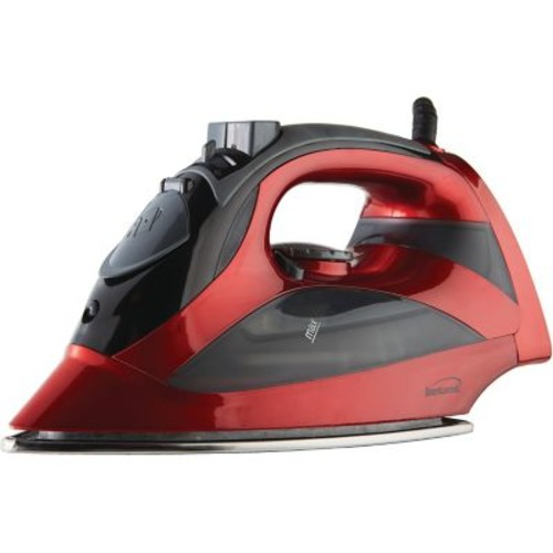 Brentwood Mpi-90R Steam Iron With Auto Shut-Off