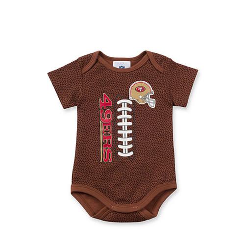NFL San Francisco 49ers Football Bodysuit